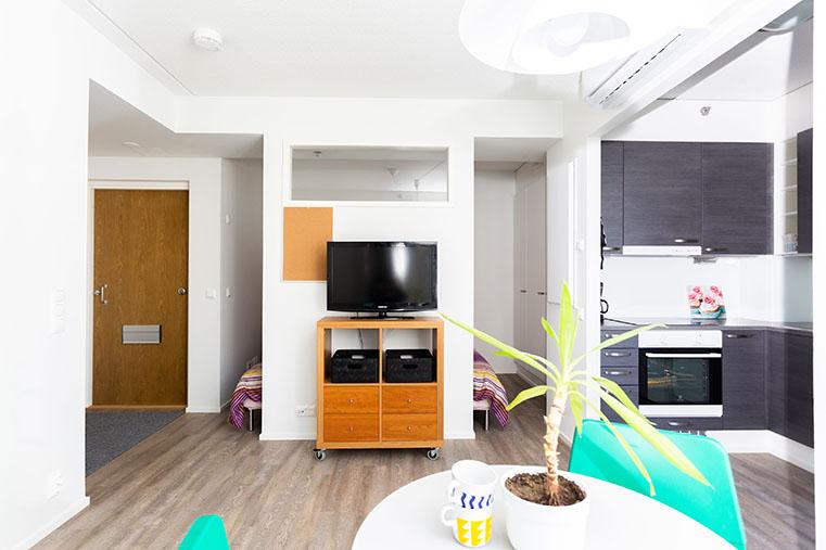 Kalustettu Asunto Turku